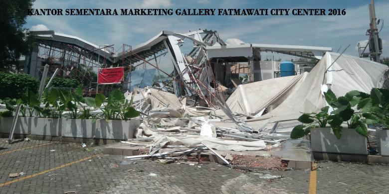 kantor fatmawati city center lama